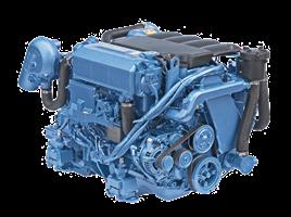 Højmoderne Nanni Diesel bådmotor - Kompakt indenbordsmotor DJ-79