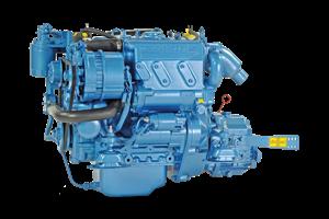 Hypermoderne Nanni Diesel bådmotor - Kompakt indenbordsmotor HC-15