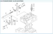 N2.10 standard engine valves and springs