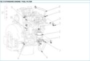 Nanni fuel filter 2.10 reservedele